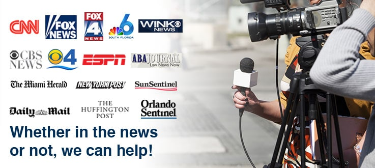 Whether in the news or not, we can help!